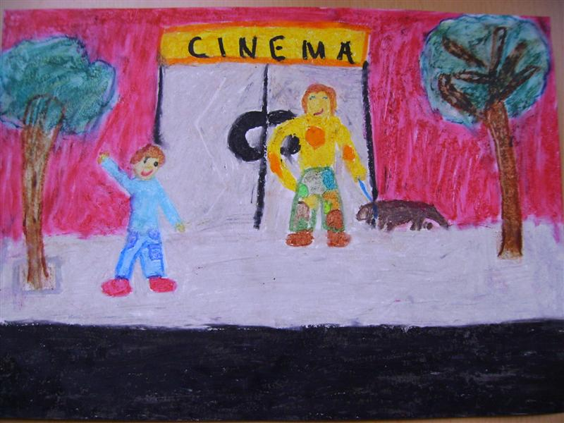 Dibuix cinema