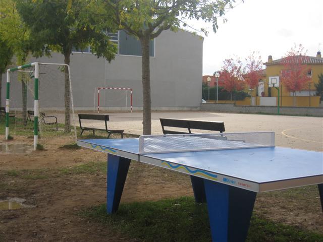 Taula ping pong
