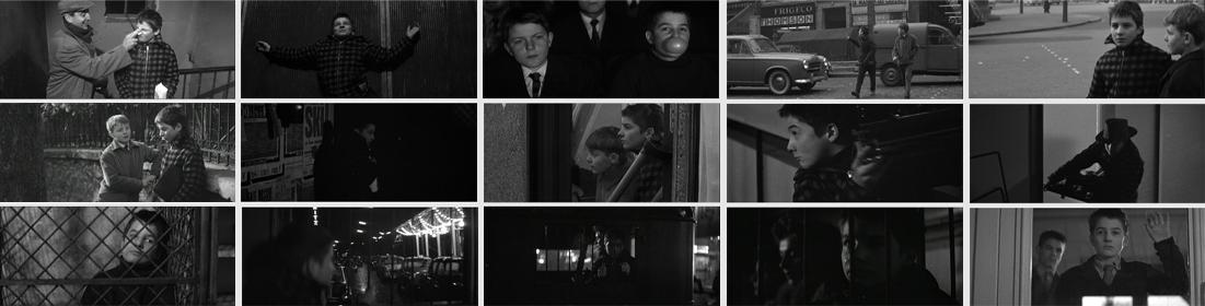 Els 400 cops, de François Truffaut