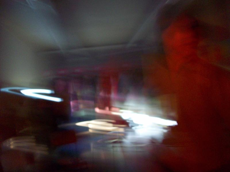 Persona i fotògraf en moviment