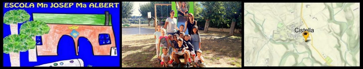 Benvinguts a l'Escola Rural de Cistella – Curs 2019-2020