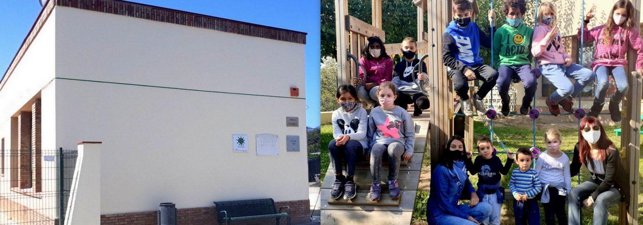 Benvinguts a l'Escola Rural de Cistella – Curs 2020-2021