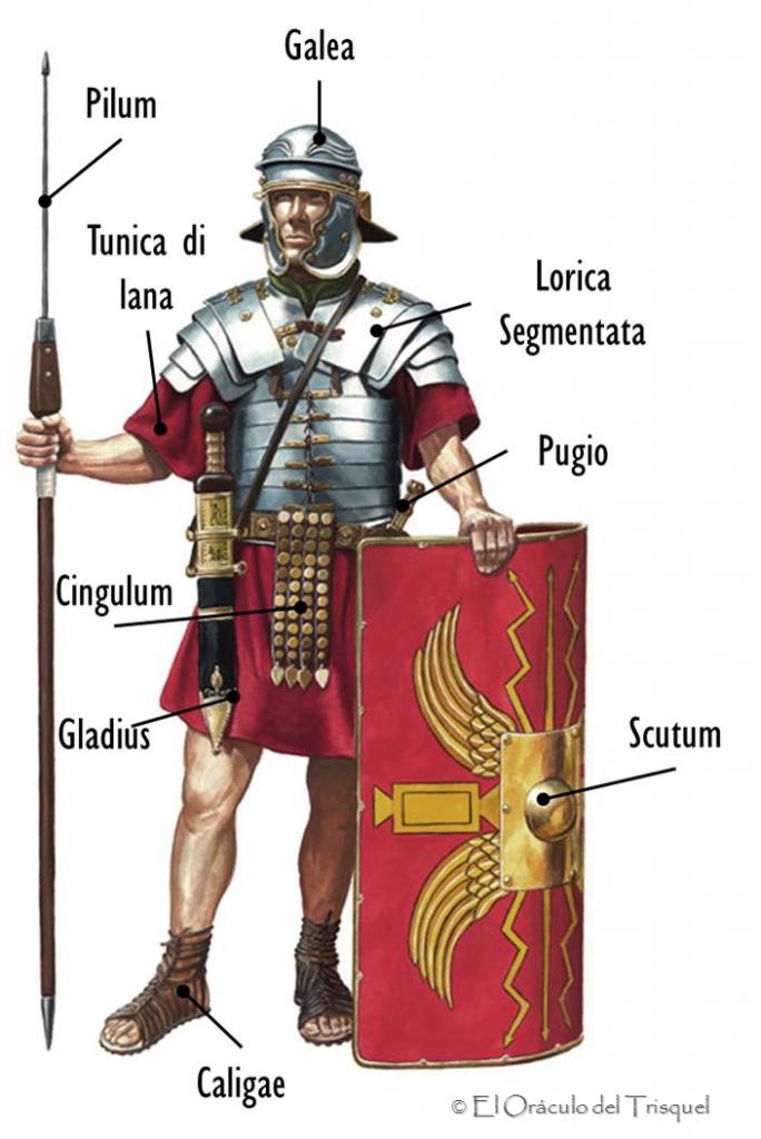 Ejercito romano 2