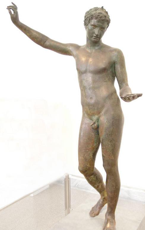 Greklas-Praksyteles-Efeb-Maraton