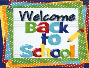 Welcome Back to the 2017-2018 School Year!