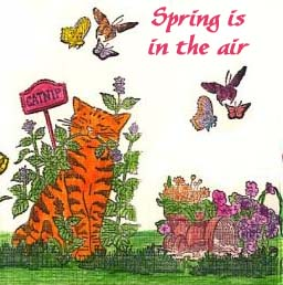1springisintheair