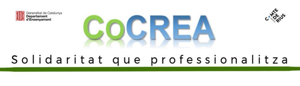 CoCREA: Solidaritat que professionalitza