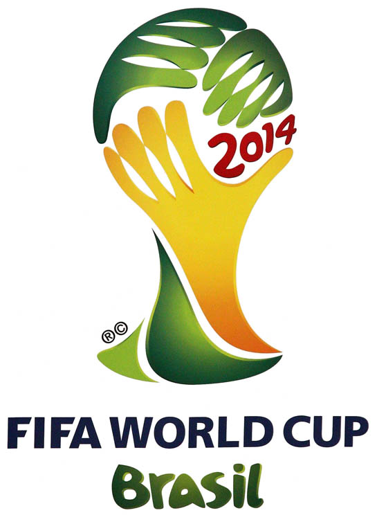 Launch Of 2014 FIFA World Cup Brazil Official Emblem.