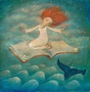 Il.lustració de Lucy Campell