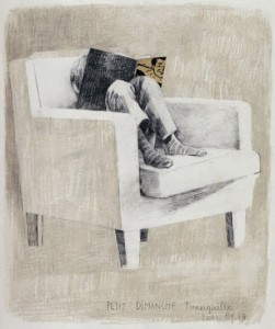 Il.lustració d'Isabelle Arsenault