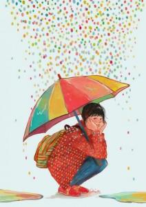 Il.lustració de Lídia Puspita