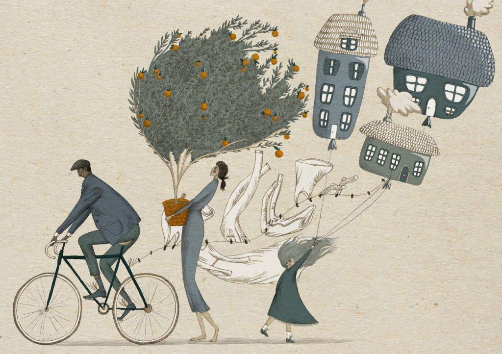 il.lustració de Rosanna Tasker