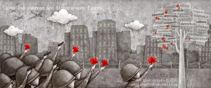 il.lustració de Marissa Arroyo