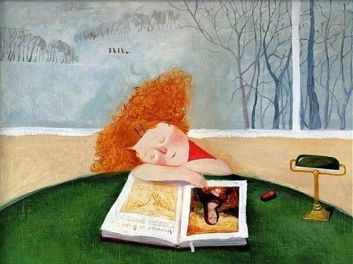 Il.lustració d'Evgenia Gapchinska