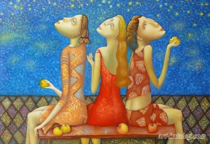 Il.lustració d'Alexander Sulimov