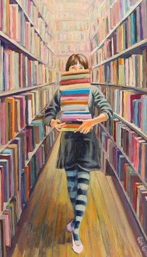 Il·lustració deKatarzyna Oronska
