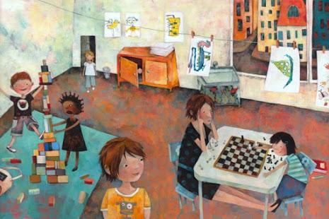 Il·lustració d?Aurélie Blanz