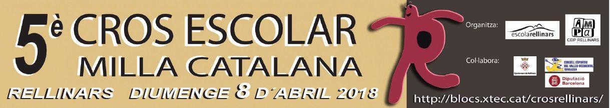 CROS RELLINARS 12 de maig 2019