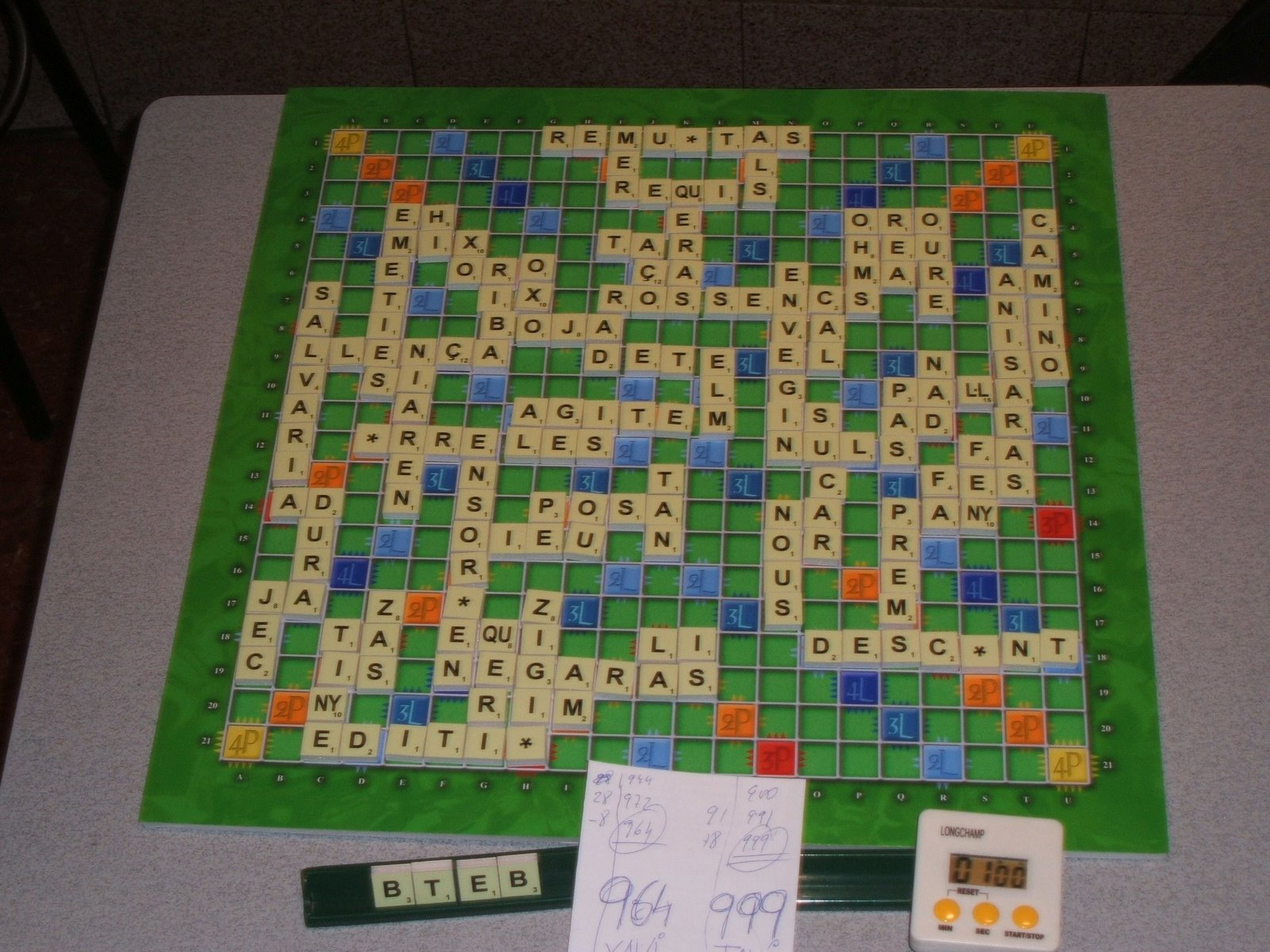 Scrabble online with friends