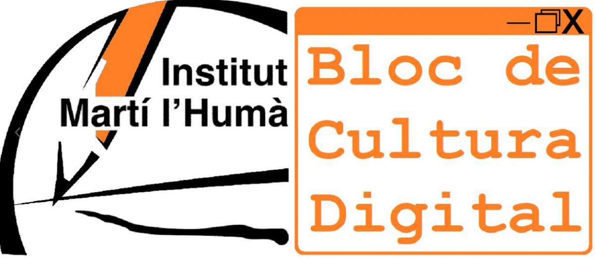 BLOC DE CULTURA DIGITAL