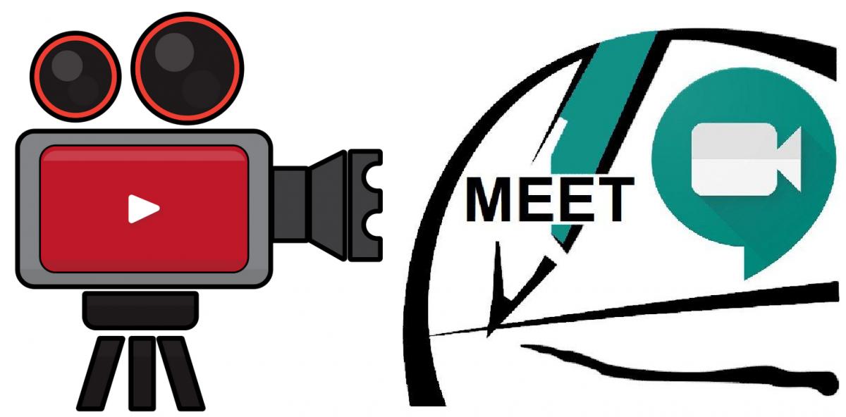 Com compartir un vídeo per Meet perquè l'escolti l'alumnat