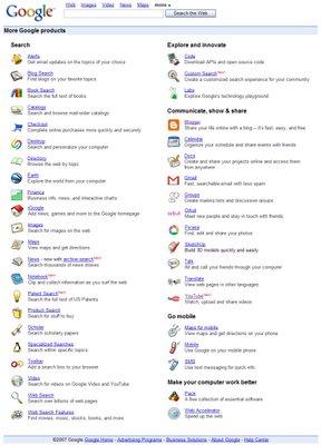 Serveis Google 2
