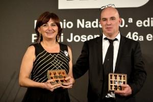 Premios Nadal y Josep Pla
