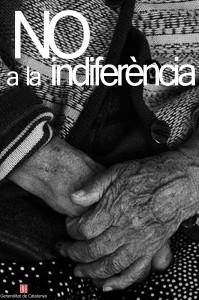 Campanya contra la violència domèstica (gent gran)