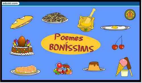 Poemes boníssims