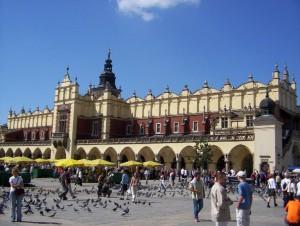 Plaça Rynek Glówny, Cracòvia