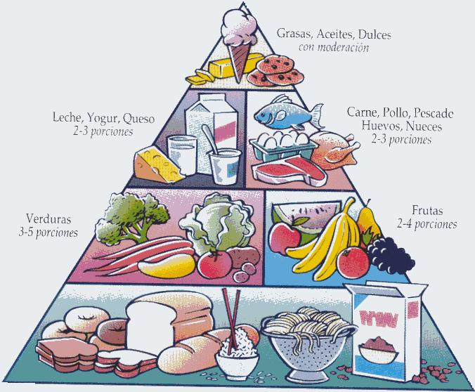 Piràmide alimentària