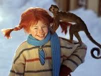 Inger Nilsson: la Pippi televisiva