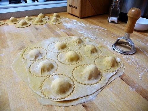 More Handmade Ravioli