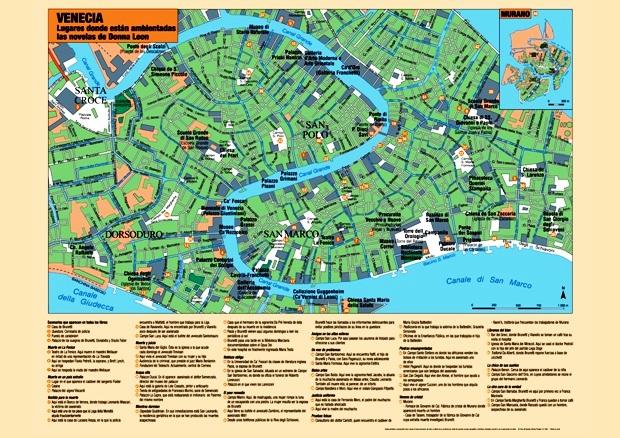 Plano de Venecia