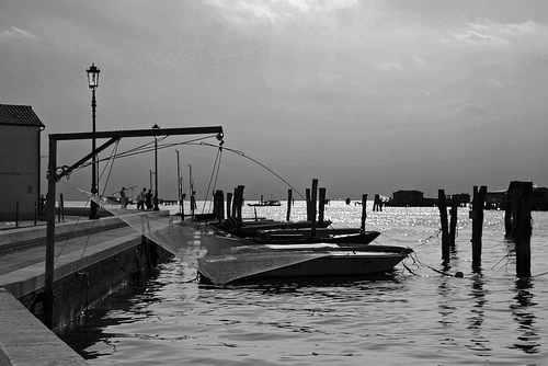 Gasperazzo, Andrea (2009). Pellestrina laguna