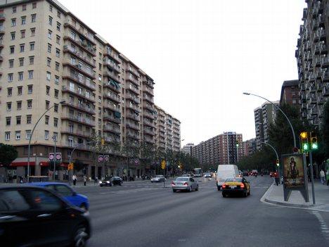 Avda meridiana sedu des per barcelona - Avda meridiana 156 ...