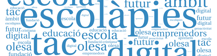 ÀMBIT DIGITAL A ESCOLÀPIES OLESA