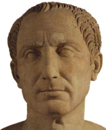 Bust de Juli Cèsar