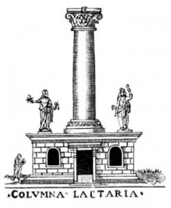 columna lactaria