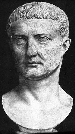 Bust de Tiberi