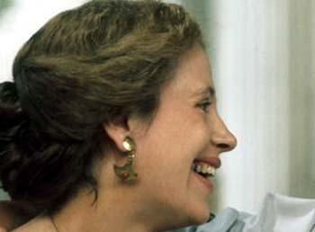 Representació de Júlia a la sèrie Yo, Claudio