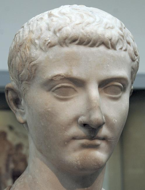 Bust de Suetoni
