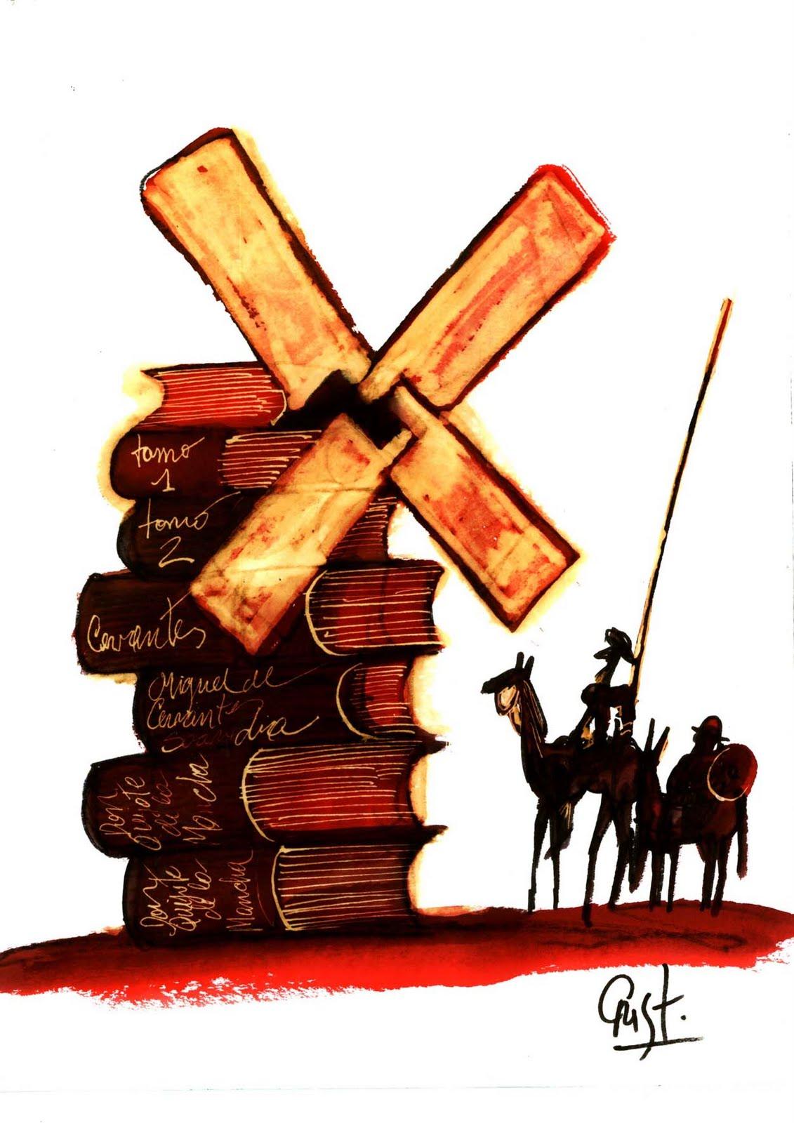 El Quijote en imágenes comentadas   Plasmaciones del
