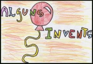 invents