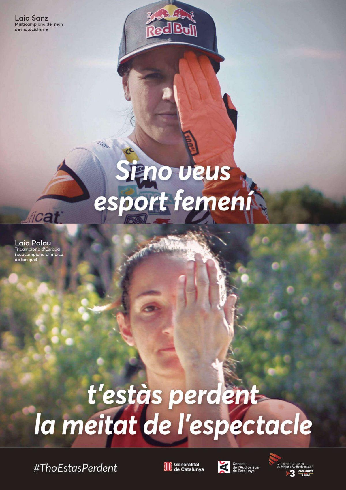 CICLE SUPERIOR S'ADHEREIX A LA CAMPANYA #ThoEstasPerdent