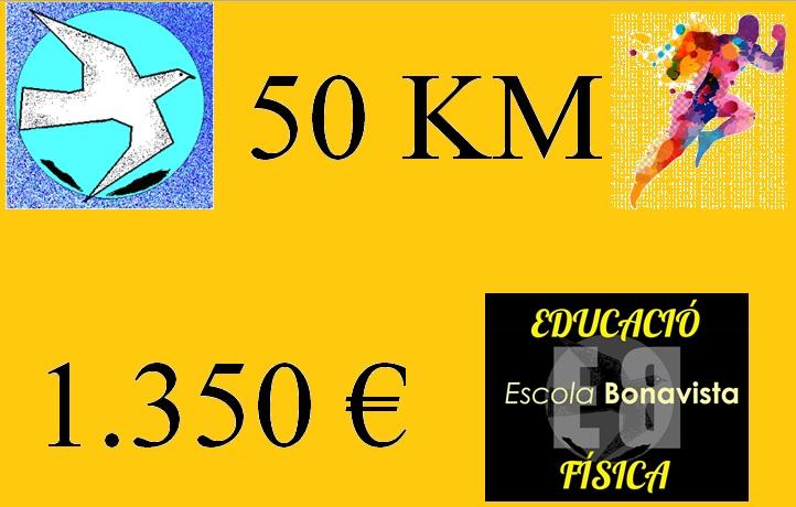 50km i 1.370€ CONTRA LA COVID