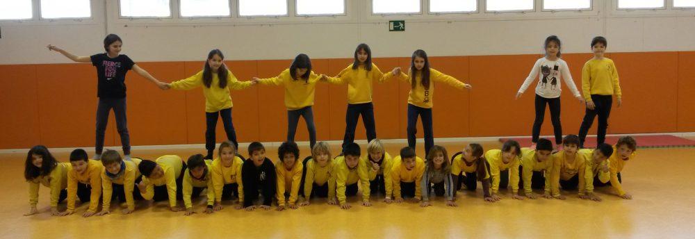 L'Educació Física a l'Escola Torre Barona