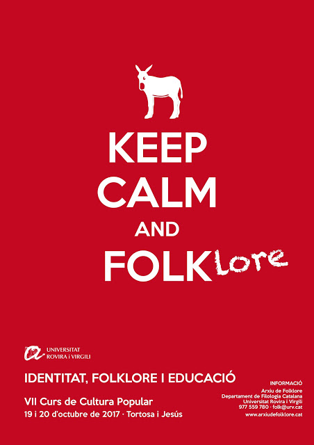 KEEP CALM AND FOLKLORE