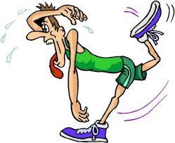 atleta cansat