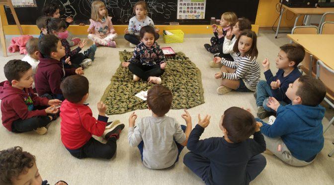 Què fem a la Comunitat de Petits 2?